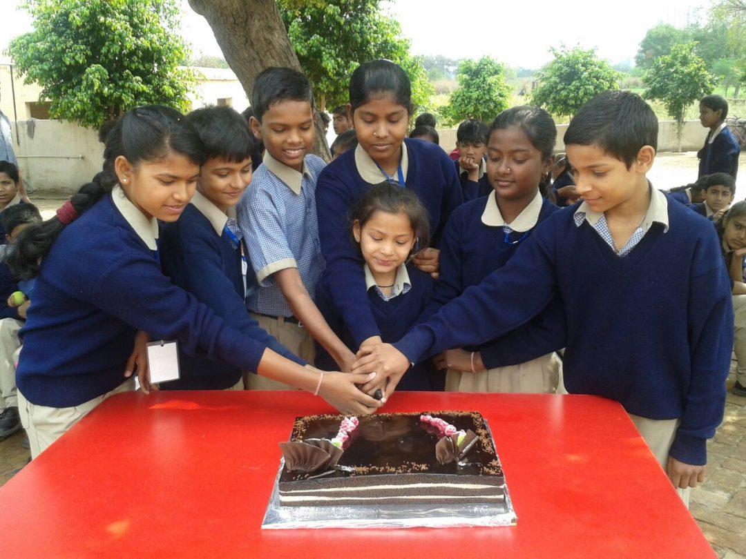 Celebrating Double Tree's Anniversary