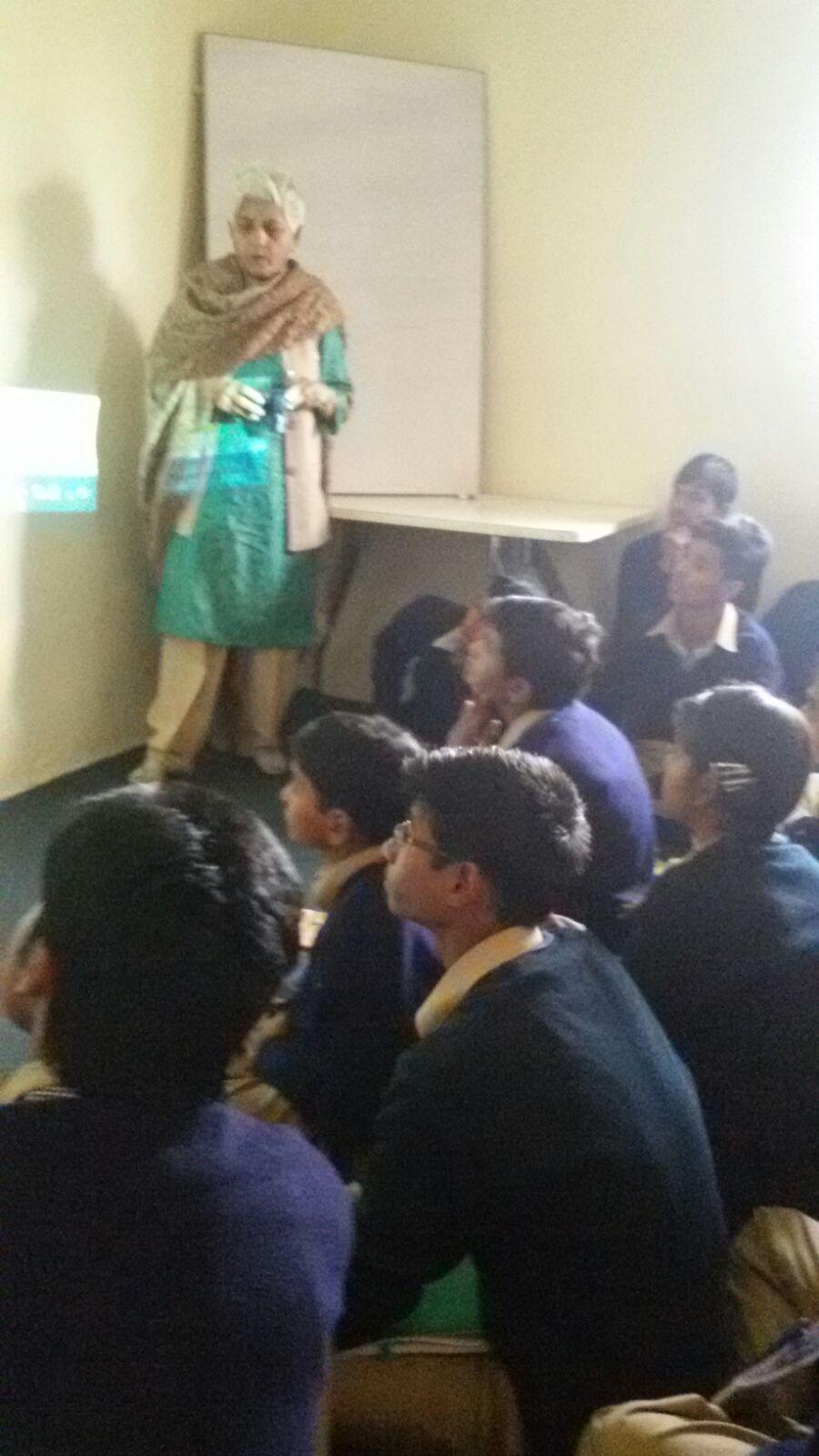 Environment workshop