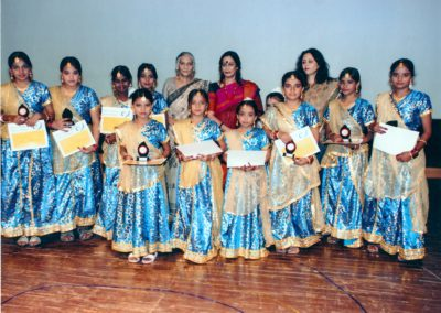 Felicitation at Epicentre – 2014