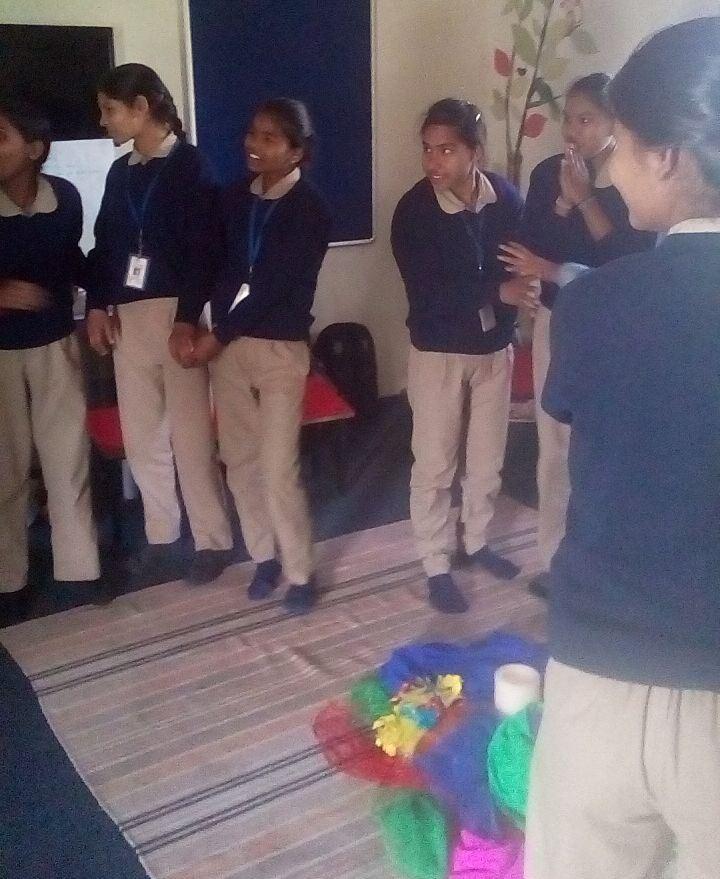 Expressive Arts workshop
