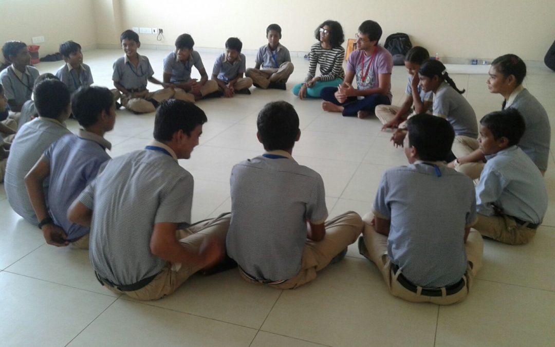 Story Making at Kahani Festival