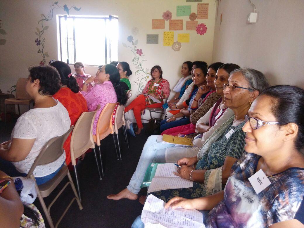 Year-long Teachers' workshop