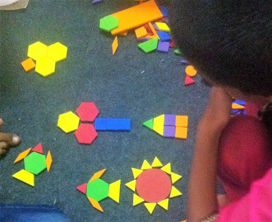 Activity time for Pre-Primary
