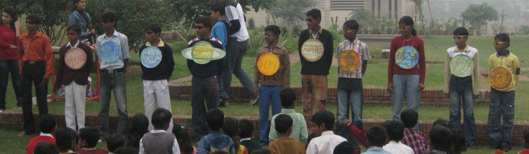 SolarSystem-musical on Children's Day
