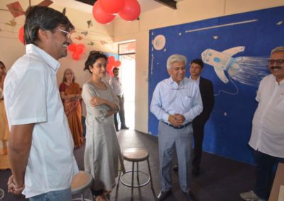 Inauguration of AV Room