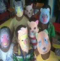 Mask Making workshop