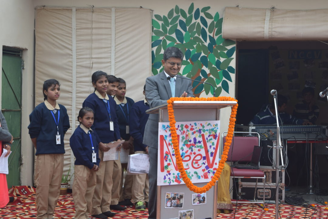Chief Guest – Alok Mittal