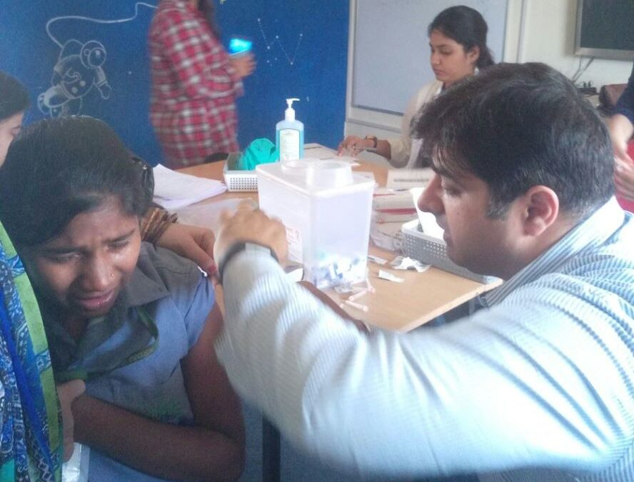 HPV Cervical cancer vaccination