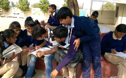 Self Learning-Peer teaching