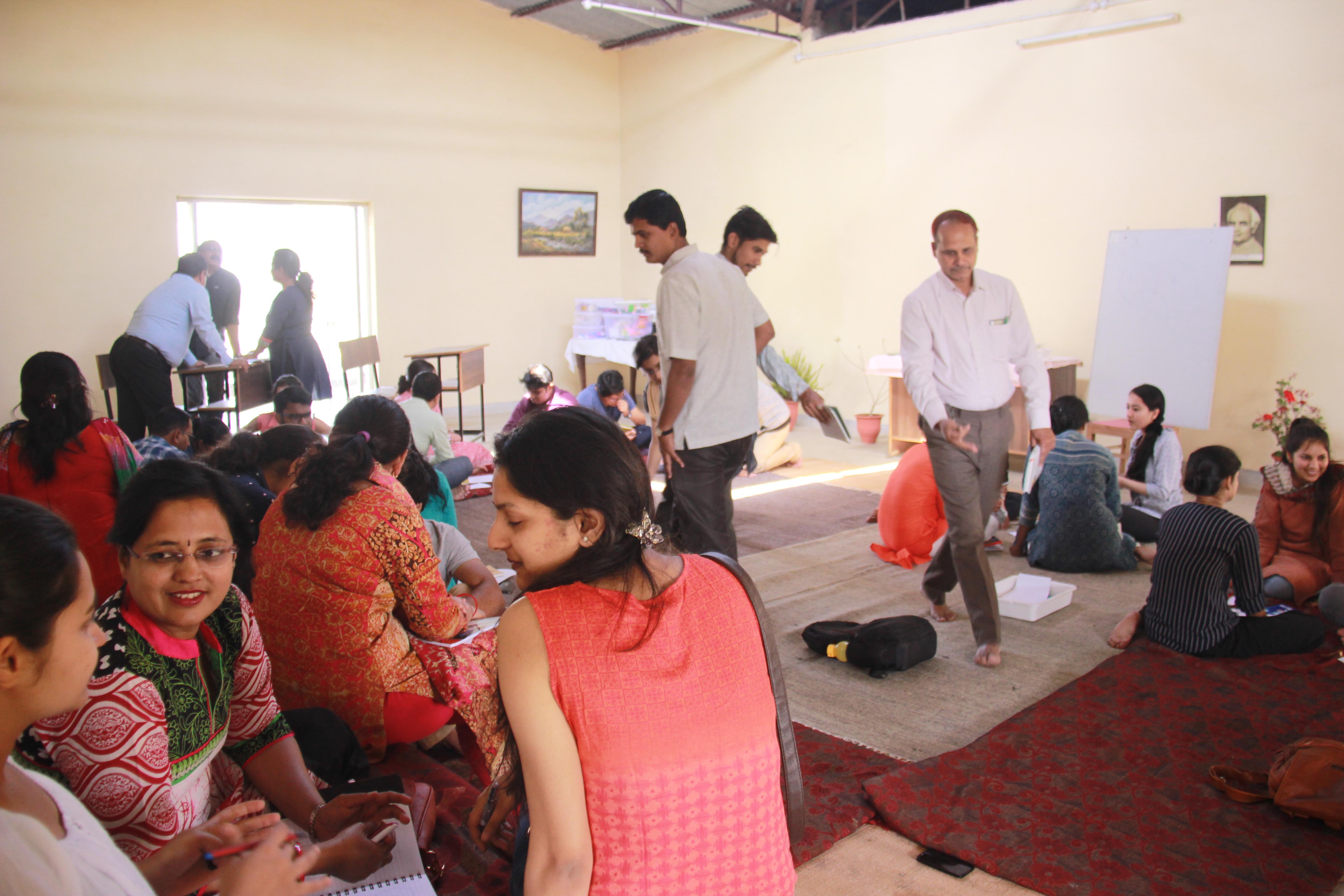 Science-n-Maths Teaching workshop at Dehradun