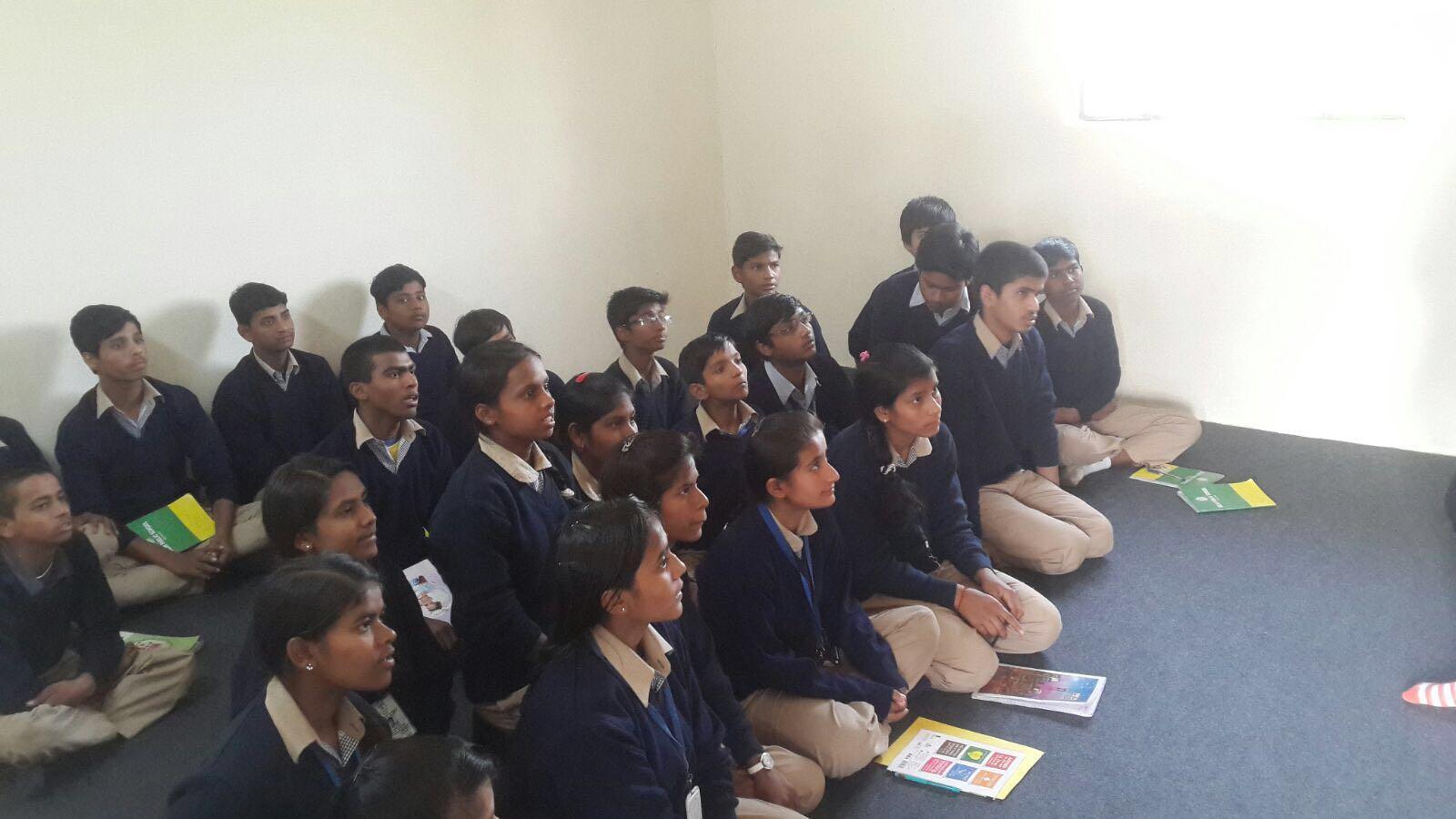 Session on Leadership