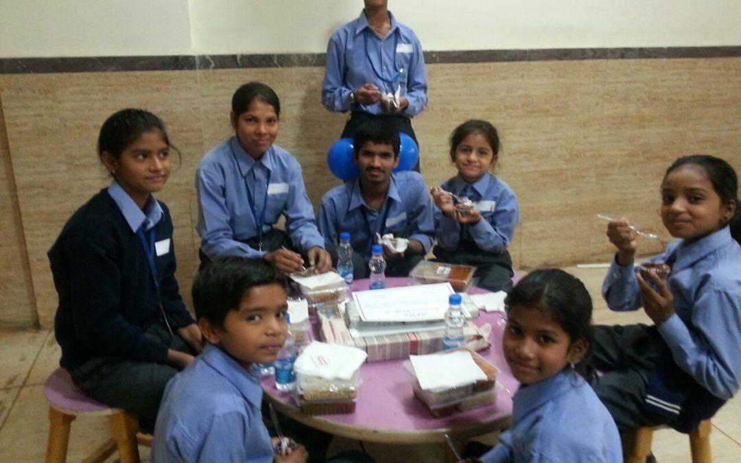 NeeV participants at Choti-si-Asha by Gurgaon Moms