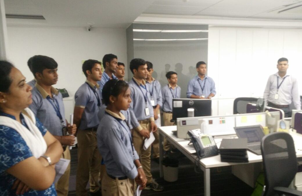 Visit to ZS Associates office