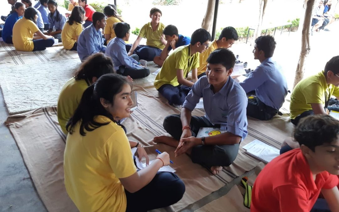 English Conversation classes with DPS International