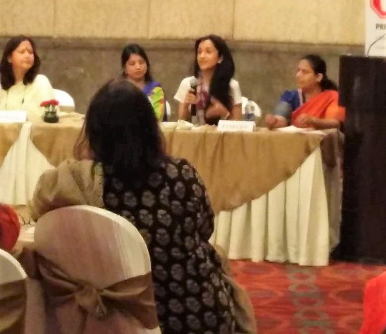 Panel discussion at HOPE Initiative Conclave