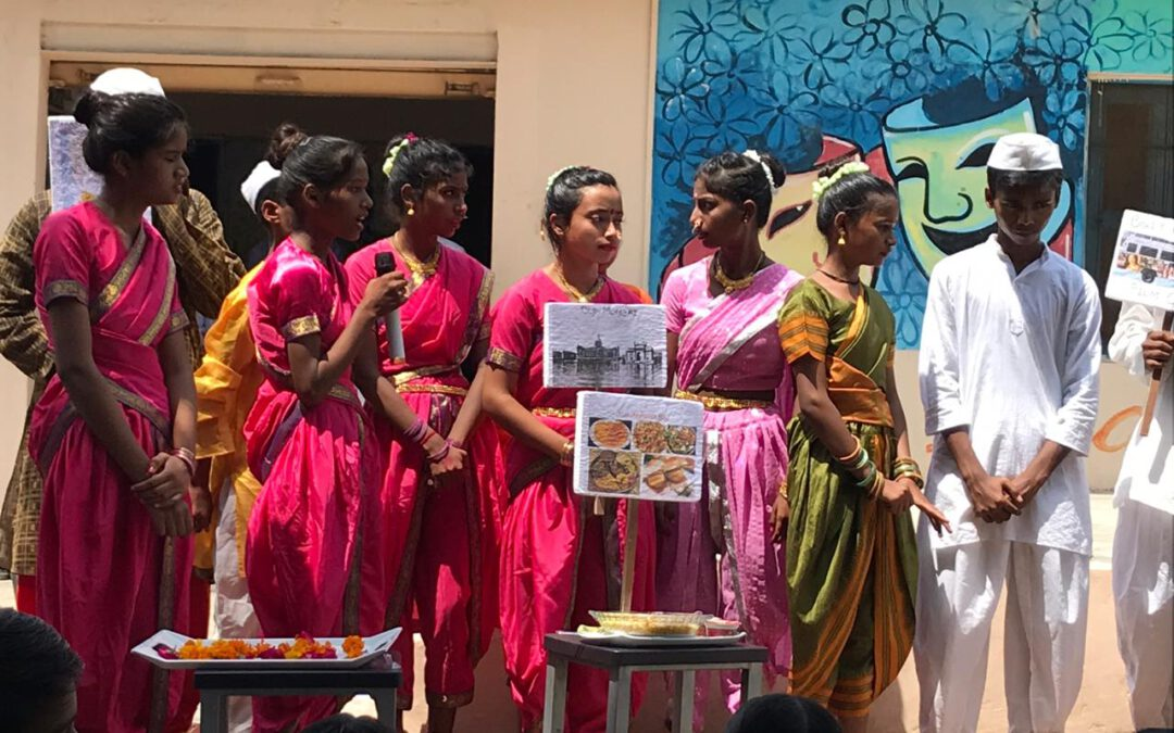 Inter House Competition -Diversity of India