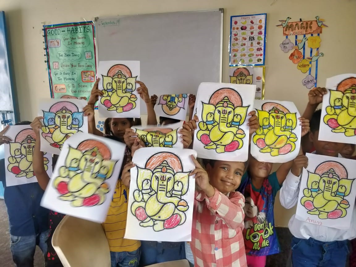 colouring activity-Pre primary-AboutPage-Primary wing